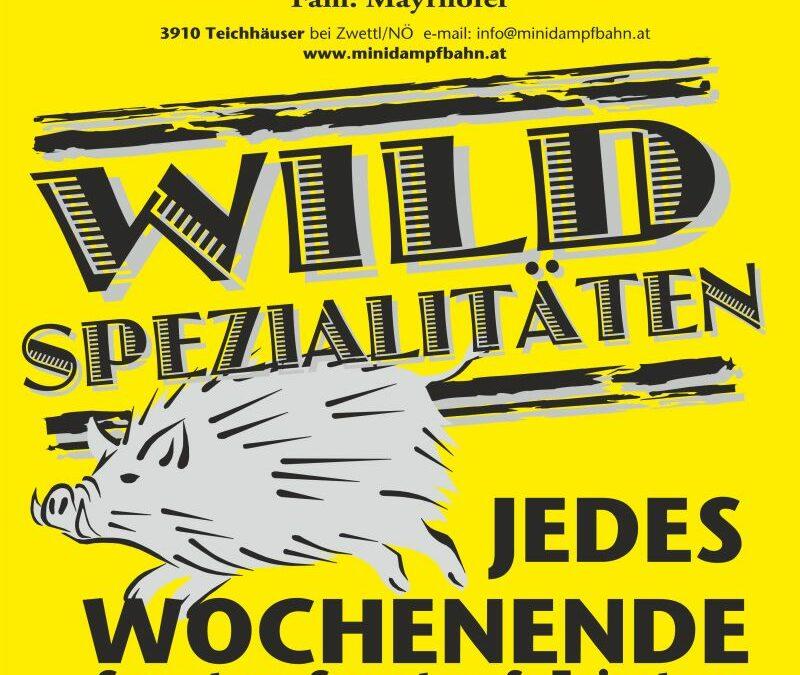 Wild-Spezialitäten
